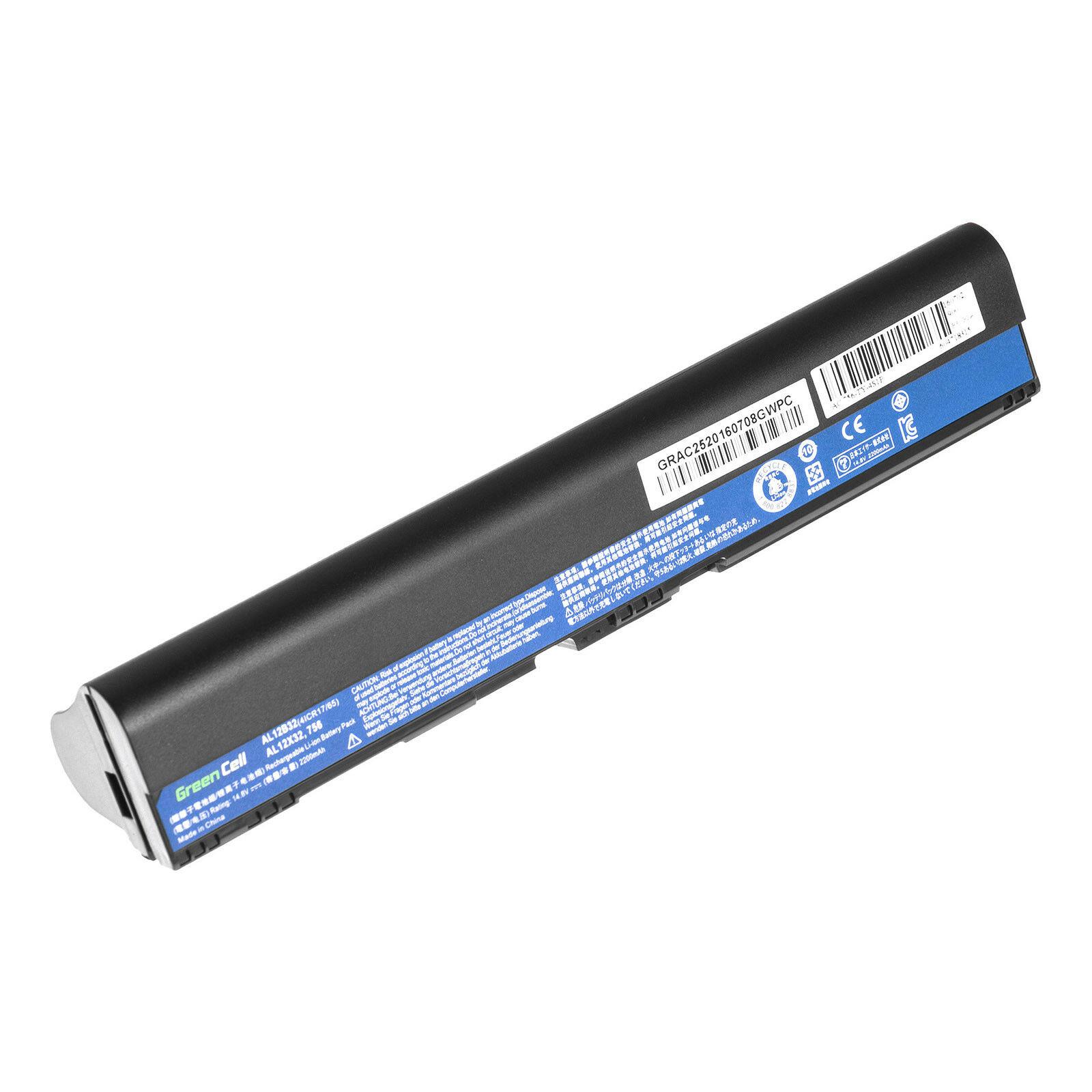 Akku für pour Acer Aspire One AO725-0412 AO725-0488 AO725-0635 AO725-0638(Ersatz)