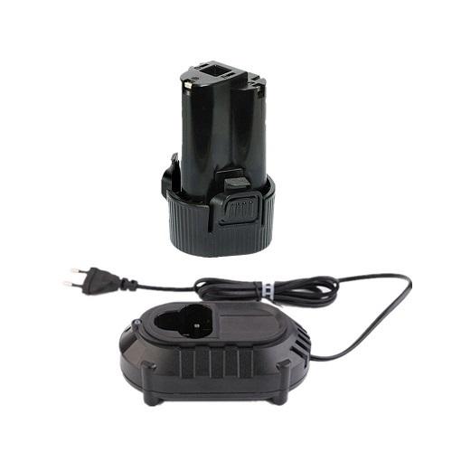 10.8V 1.5Ah Makita BL1013 BL1014 Lithium Ion Akku + Ladegerät DC10WA