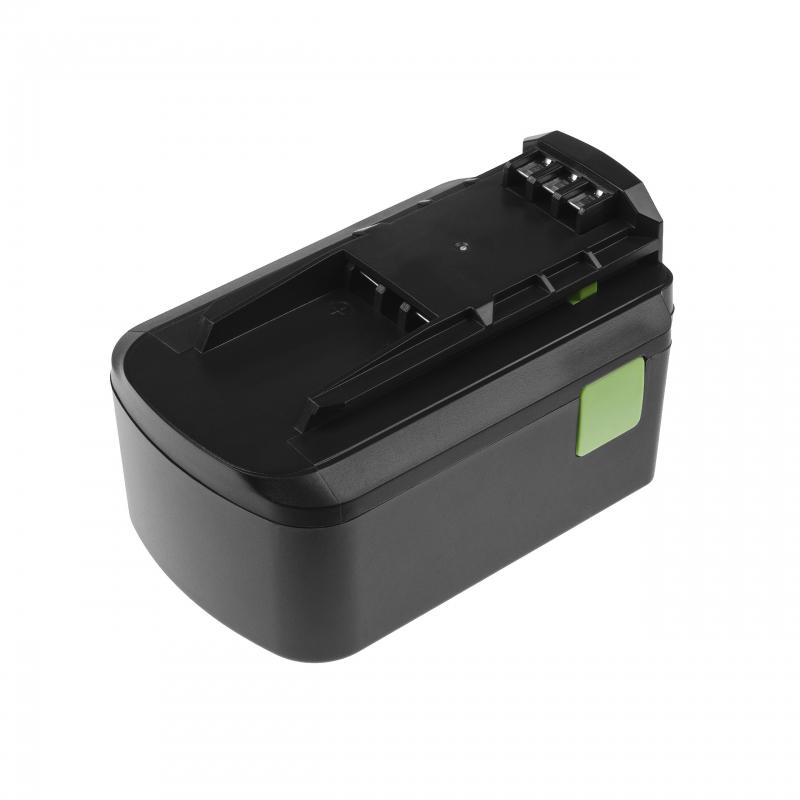 Akku für BPC 18 499751 Festool T 18+3 C 18 BHC 18 DRC 18 PDC 18 18V 3Ah(Ersatz)