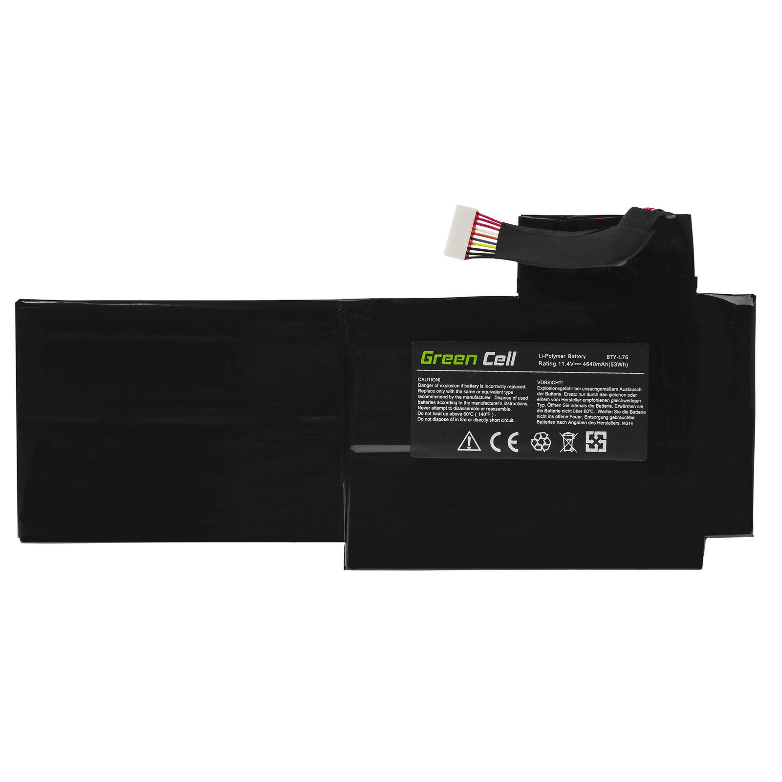 Akku für MSI GS70 GS60 WS60 PE60 MS-1771 XMG C703 GS72 BTY-L76(Ersatz)