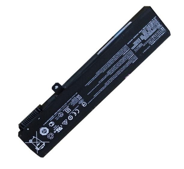 Akku für BTY-M6H MSI GE72 2QC 2QD GL72 GL62-6QD-030FR GE62 GP72 CX62 6QD PE60/70(Ersatz)