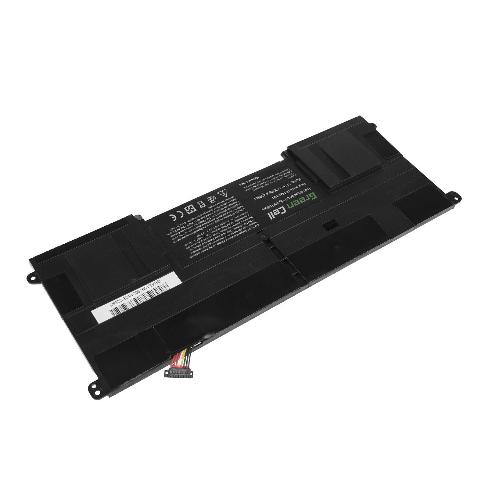 Akku für C32-TAICHI21 ASUS Ultrabook TAICHI 21 Taichi 21-DH71, 21-UH71(Ersatz)