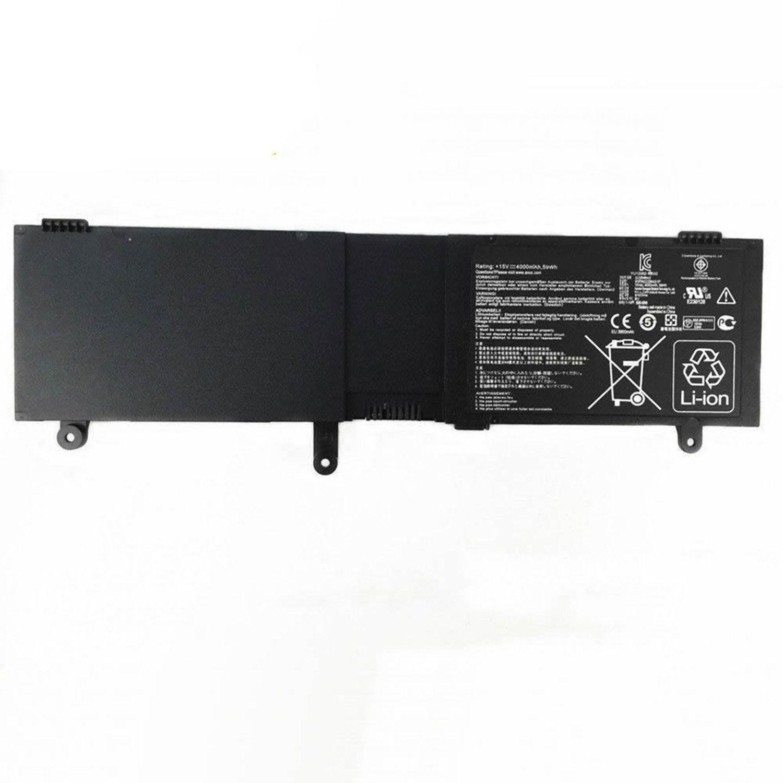 Akku für Asus N550JV-CN011P N550JV-CN027H N550JV-CN036H(Ersatz)
