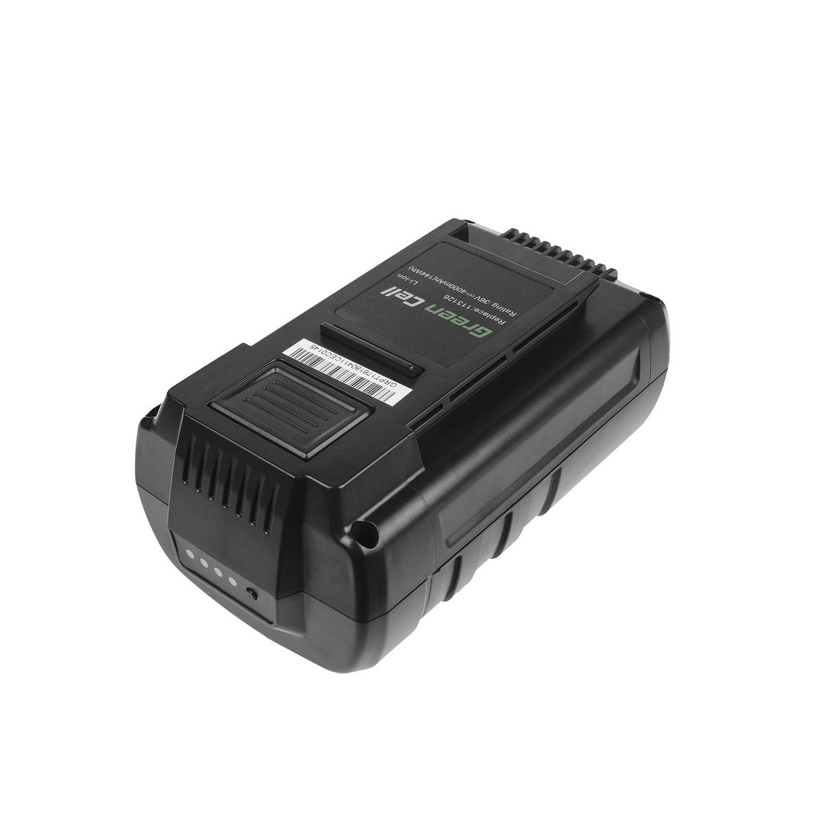 Akku für AL-KO EnergyFlex (113280) 4000mah 36V(Ersatz)