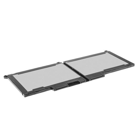 Akku für Dell Latitude 12 7000 7280 7480 DM3WC 0DM3WC 2X39G 7.6V F3YGT (Ersatz)