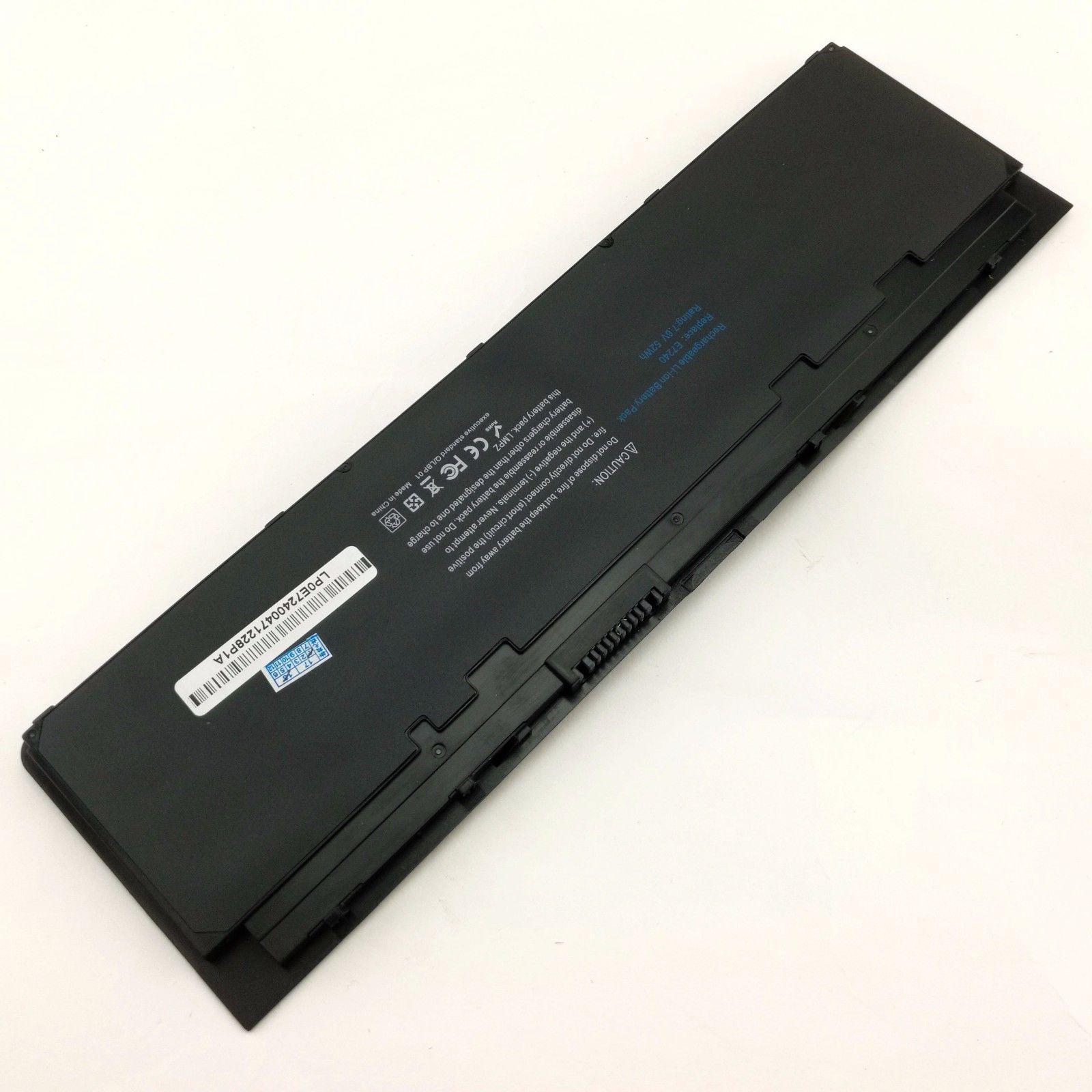 Akku für 7.6V Dell Latitude 12 E7240 GVD76 HJ8KP NCVF0 WD52H KWFFN J31N7(Ersatz)