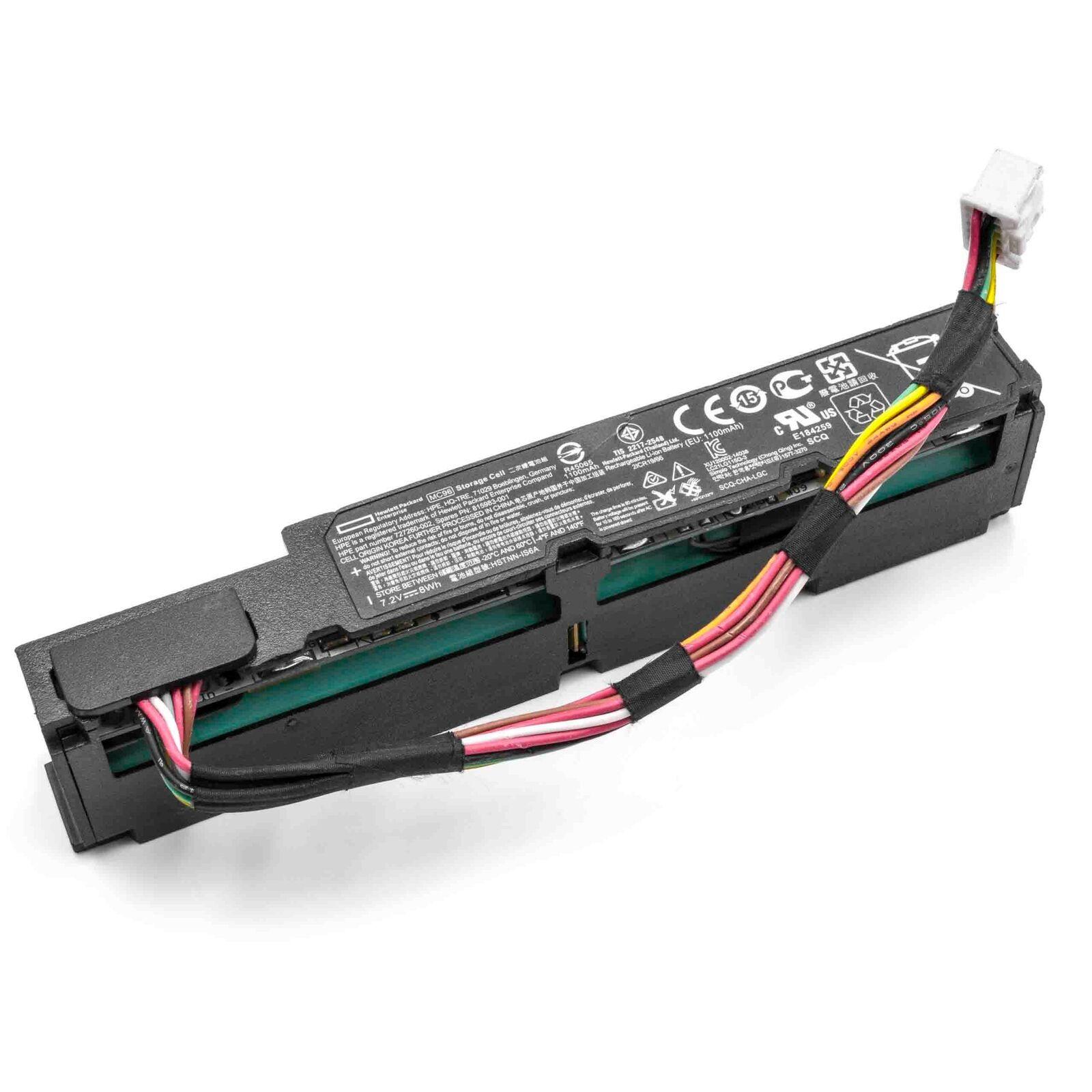 Akku für HP Smart Array P840 P440 MC96 815983-001 871264-001 727260-002(Ersatz)