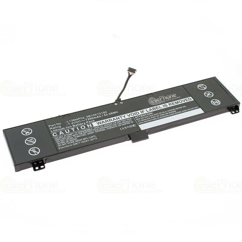 Akku für pour L13N4P01 L13M4P02 Lenovo Y50-70-IFI Y50-70AT-IFI Y50-70-ISE(Ersatz)