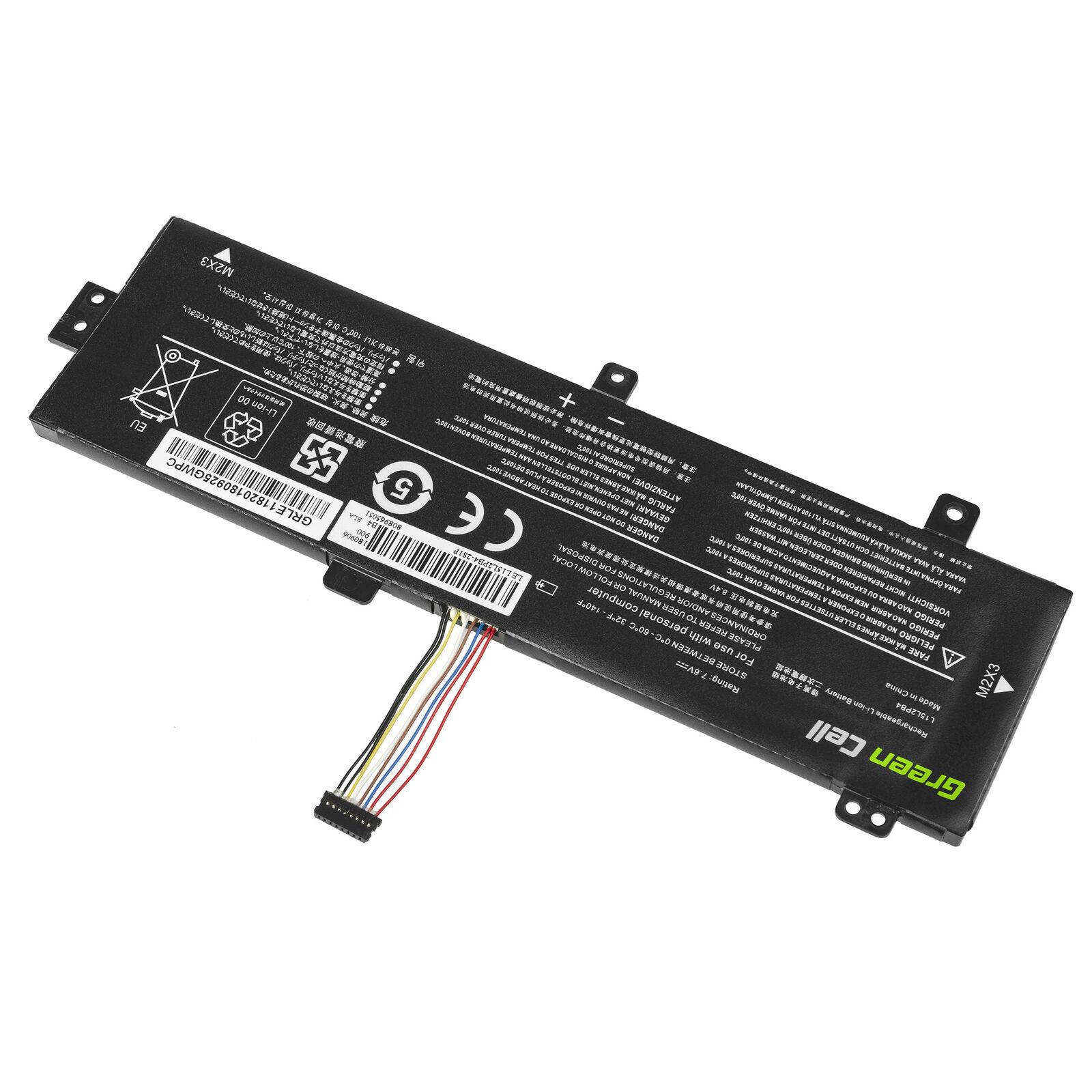 Akku für pour L15C2PB3 L15M2PB3 L15L2PB4 Lenovo IdeaPad 510-15IKB 510-15ISK(Ersatz)