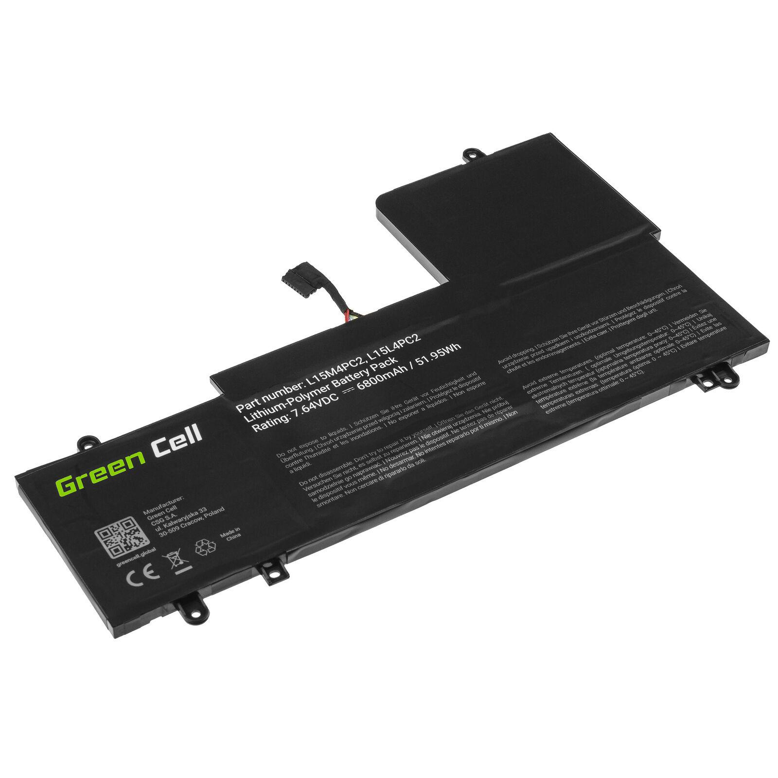 Akku für pour Lenovo Yoga 710-14 710-14IKB 710-14ISK 710-15 710-15IKB 710-15ISK(Ersatz)