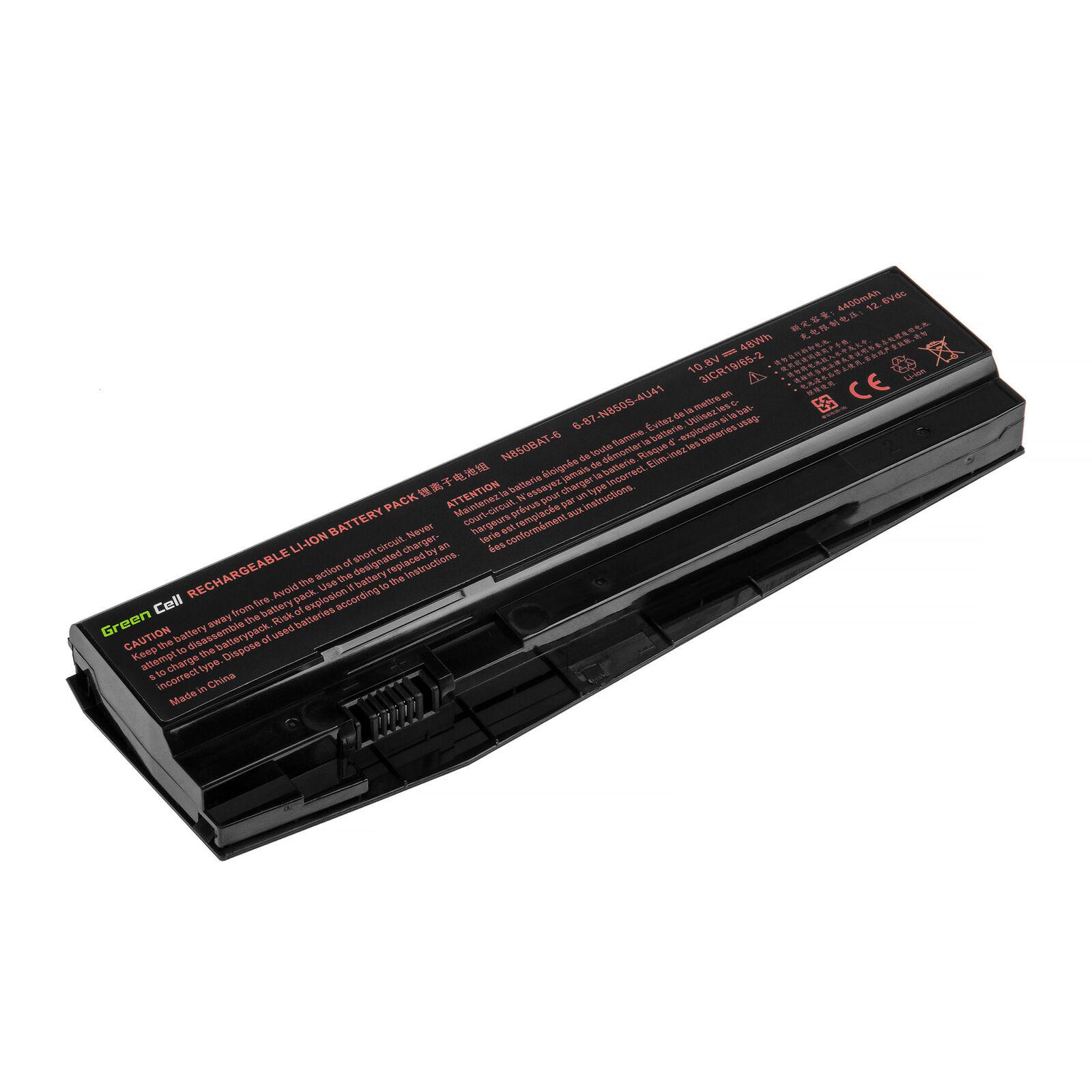 Akku für N850BAT-6 6-87-N850S CLEVO Work 15 N870EK1 N870(Ersatz)