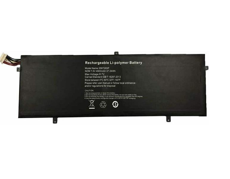 Akku für pour P313R JUMPER Ezbook 3 Pro V3 V4 3282122-2S 3382122-2S CLTD-3487265(Ersatz)