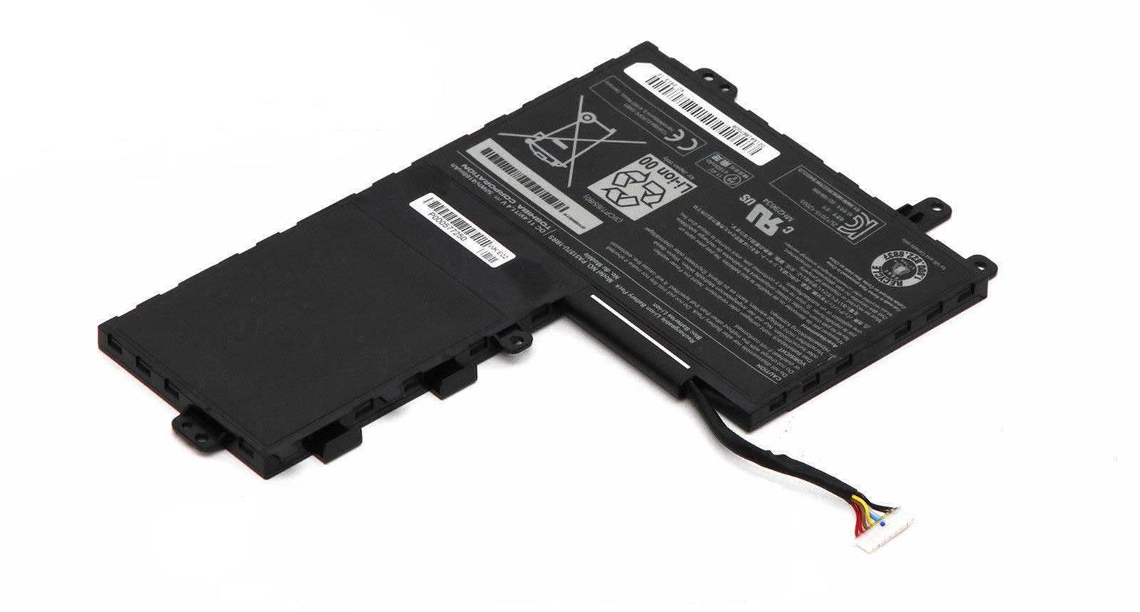 Akku für Toshiba Satellite E45T E45T-A4100 E55t-A(Ersatz)