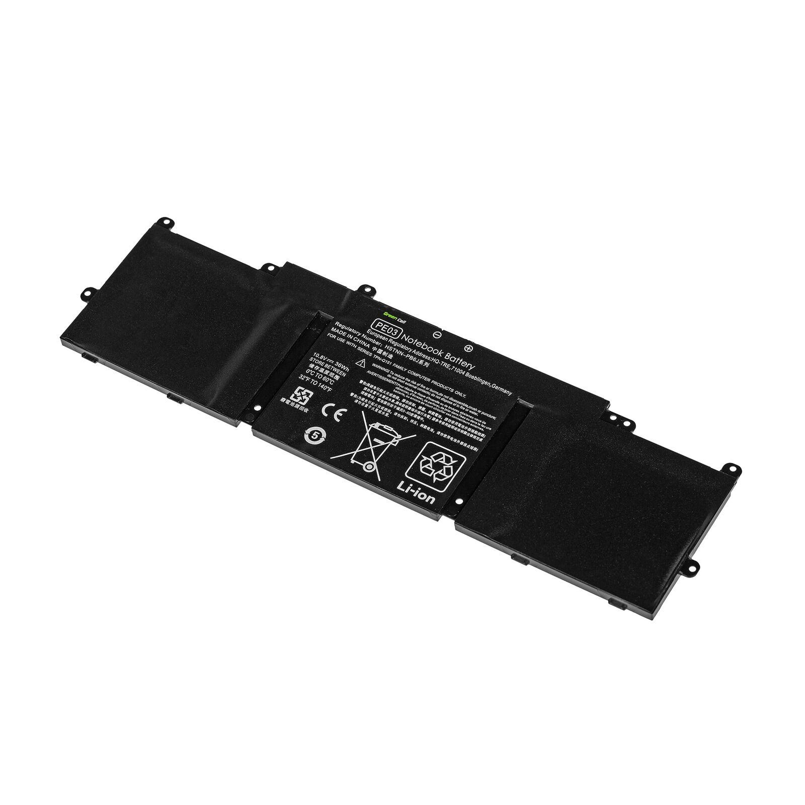 Akku für HP Chromebook 11 G3 G4 11-2100 11-2200 PE03 PE03XL HSTNN-LB6M TPN-Q151(Ersatz)