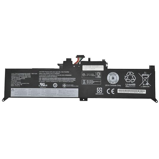 Akku für SB10K97591 01AV434 LENOVO ThinkPad S1 2018 Yoga 260 370 X380(Ersatz)